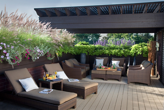 Outdoor Living Room Set | Mark Your Perfect First Impression With Outdoor Living Furniture