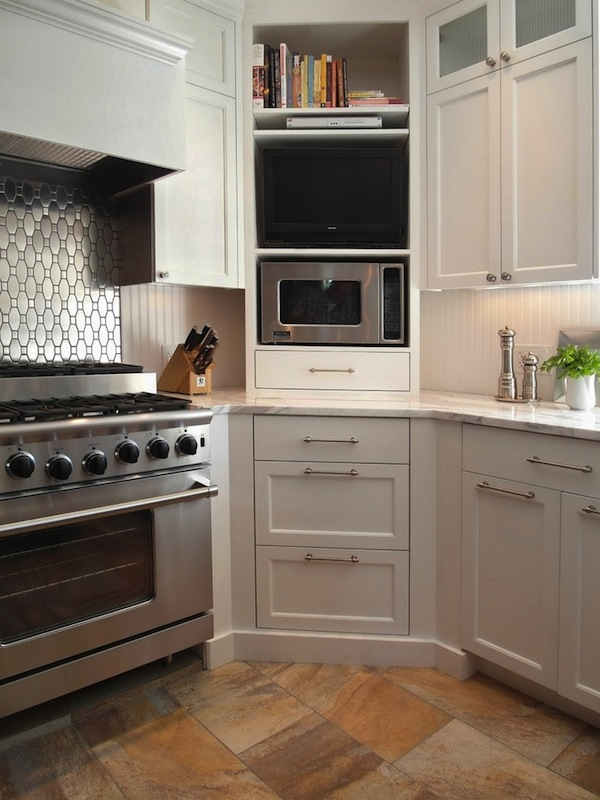 Cool Microwave shelf below kitchen TV shelf countertop microwave shelf