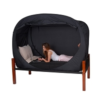 Cool Privacy Pop Bed Tents college dorm room furniture