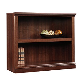Cool Sauder 2-Shelf Bookcase, Select Cherry Finish sauder 2 shelf bookcase