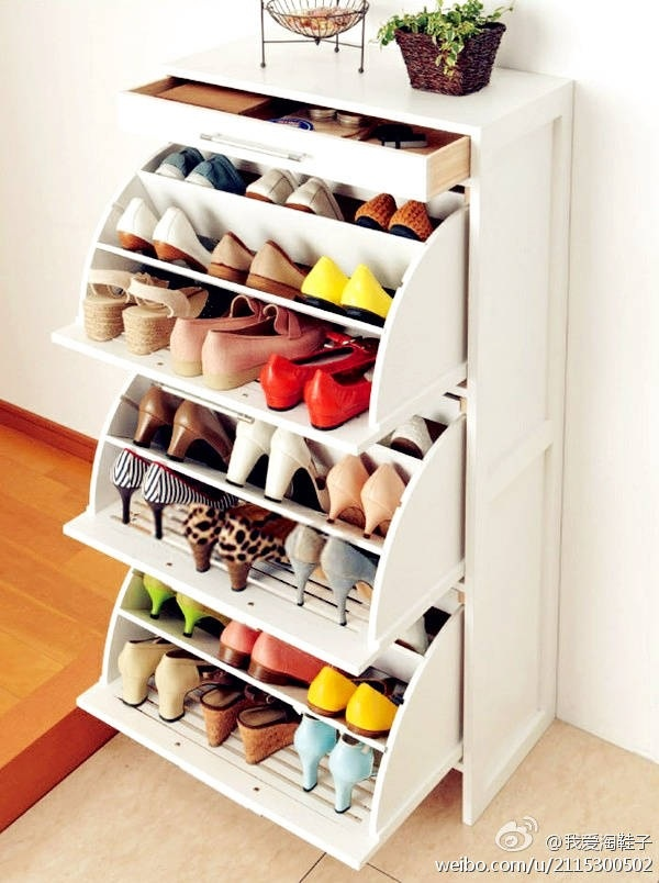 Marvelous Get Stylish And Attractive Shoe Racks