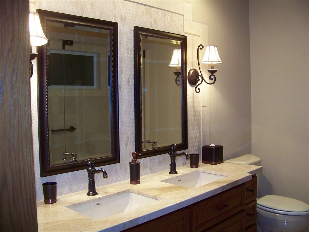 Cool Small Bathroom Chic Sophisticated Lighting From Bathroom Bliss By bathroom wall sconce lighting