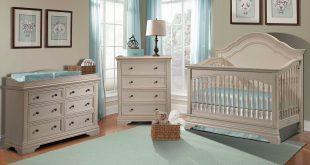 Cool Stella Baby and Child Athena 3 Piece Nursery Set in Belgium Cream baby nursery furniture sets
