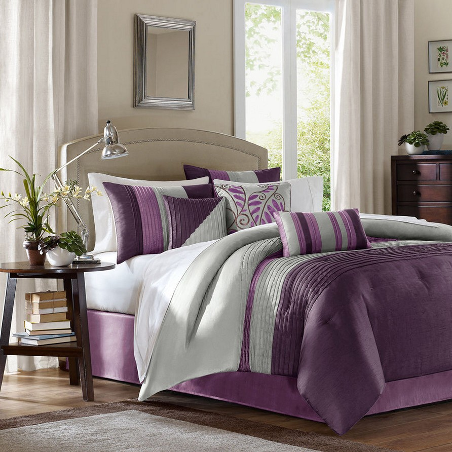 Cool Unique and Inspirational Purple Bedroom Ideas for Adults purple bedroom ideas for adults