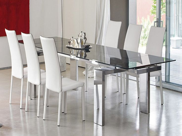 Cool Unique Dining Room Tables Glass Modern cool modern dining room sets  contemporary modern glass dining table sets