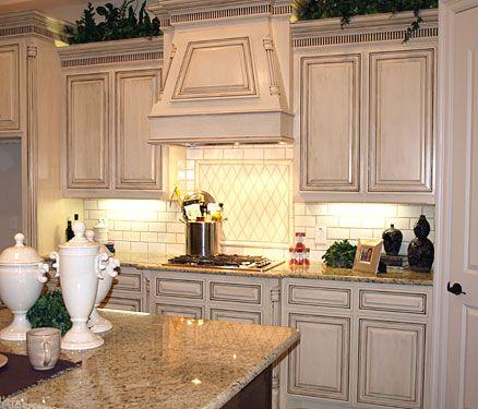 Cool White Kitchen Cabinet u203a Distressed Antique White Kitchen Cabinets rustic white kitchen cabinets