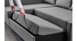 Unique ... IKEA FRIHETEN corner sofa-bed with storage Sofa, chaise longue and corner sofa bed