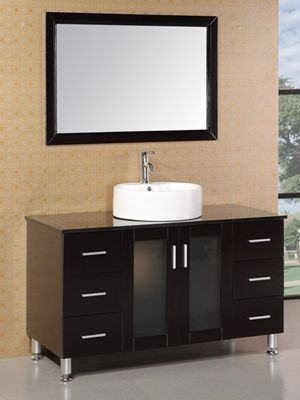 Cozy 48 modern bathroom sinks and vanities