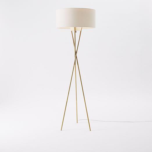 Cozy Alternate Image tripod floor lamp