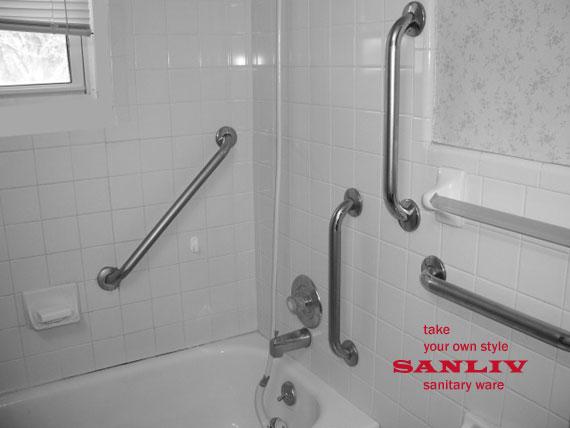 Cozy Bathtub safety bars - http://bathroomaccessorieset.com/safety-grab- bathroom safety grab bars