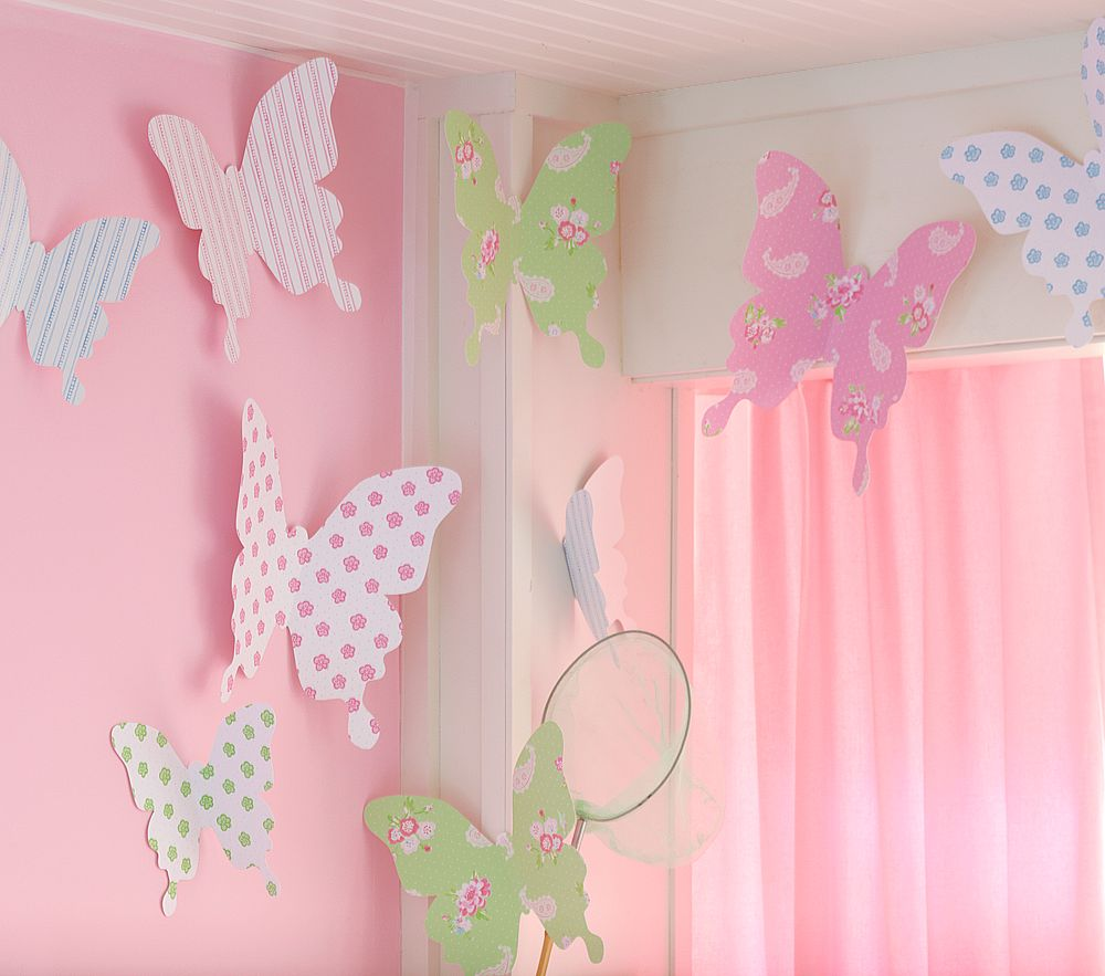 Cozy Bedroom. Modern Charming Interior Girls Kids Bedroom Ideas. Amusing  Interior Baby Girl baby girl room wall decor