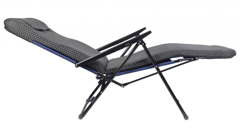 Cozy Buy Tulip Recliner Chair - Black online tulip recliner chair