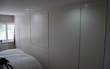 Cozy Fitted Wardrobes in Southend bespoke fitted wardrobes