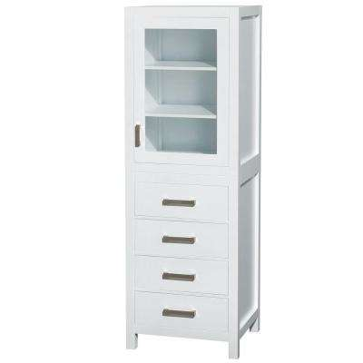 Cozy Freestanding - Linen Cabinets - Bathroom Cabinets u0026 Storage - Bath - The bathroom cupboards freestanding