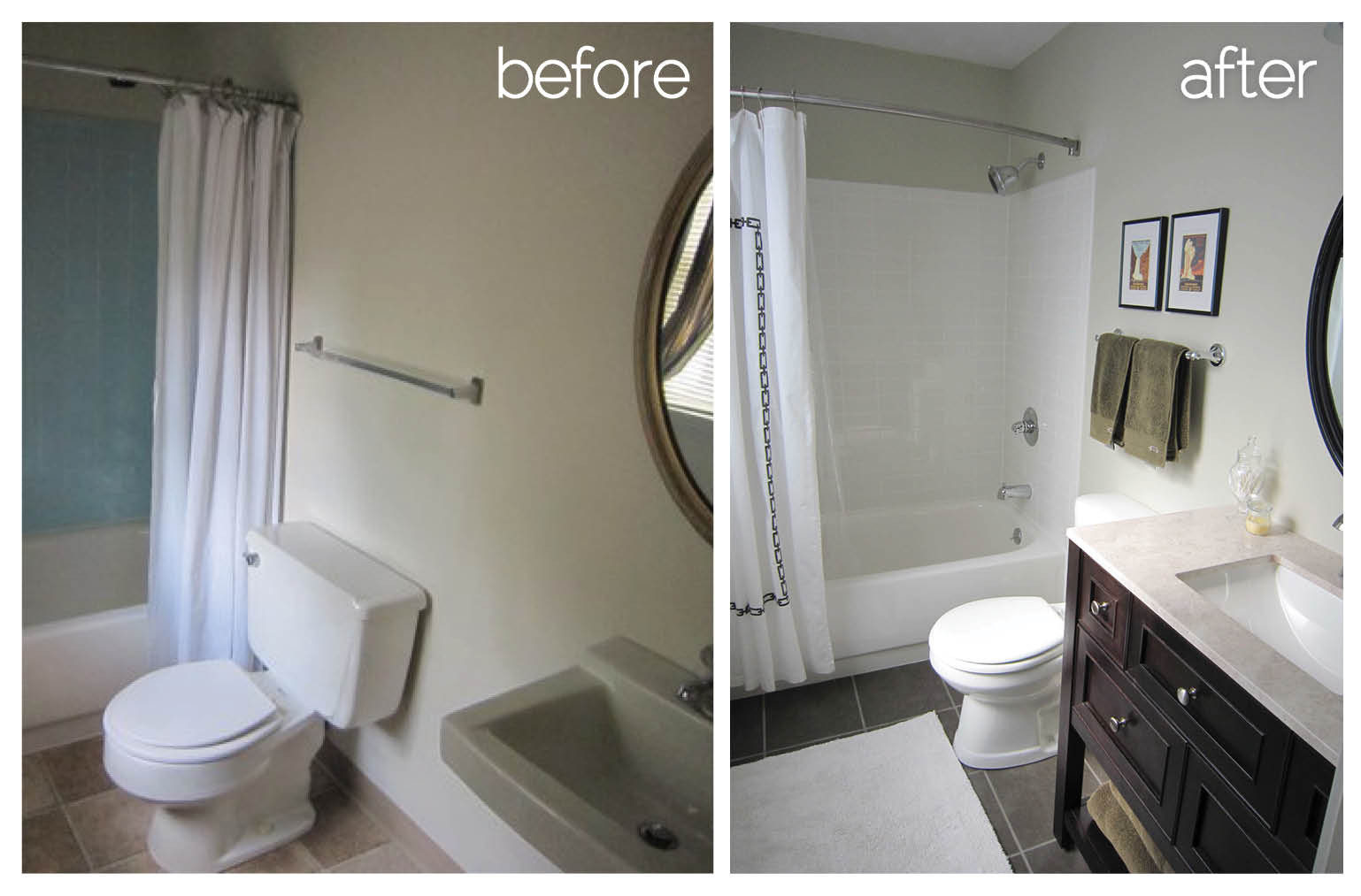 Cozy Fresh and Cheap Bathroom Remodel | AnOceanView.com ~ Home Design Magazine  for cheap bathroom remodel