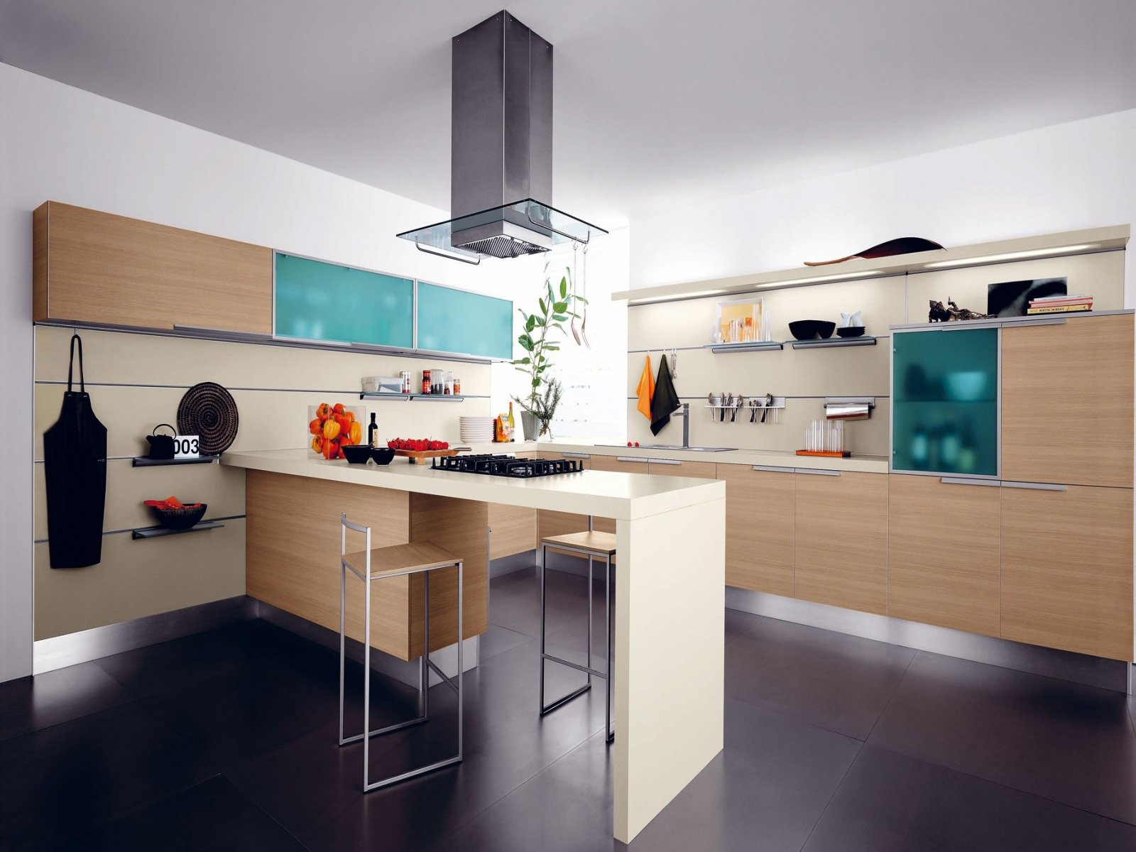 Cozy Great Modern Kitchen Themes In Decorative Modern Kitchen Decorating Ideas  Photos Uploaded modern kitchen theme ideas