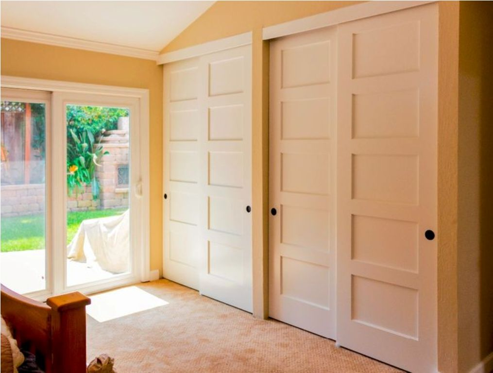 Cozy Image of: Replacing Sliding Closet Doors for Bedrooms replacement sliding wardrobe doors
