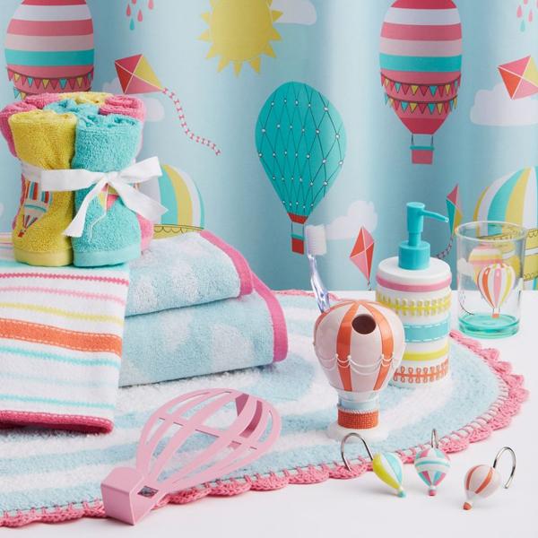 Cozy Kids Charming Kids Bathroom Accessories Sets
