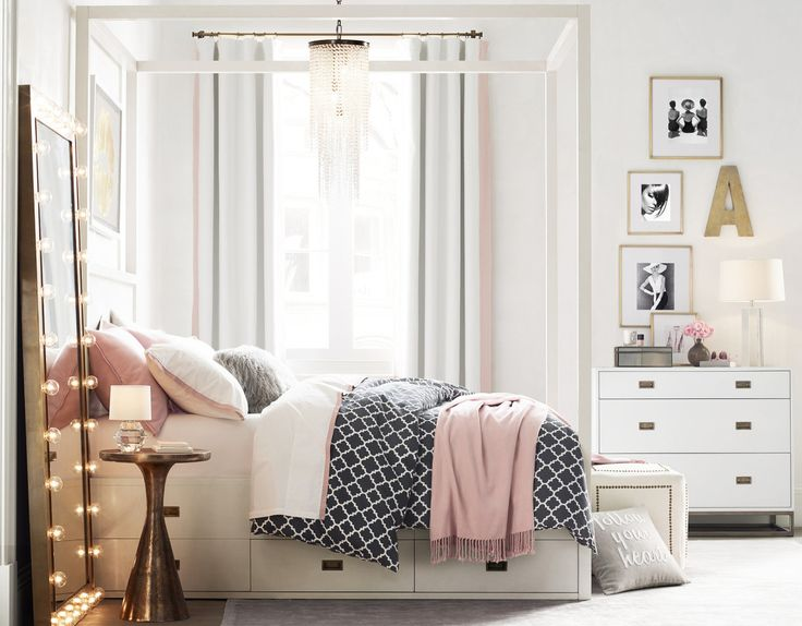 Exceptionnel Cozy Living In Grace (luckydayblog: Obsessed With RH Teenu2026) Modern Teen  Bedrooms