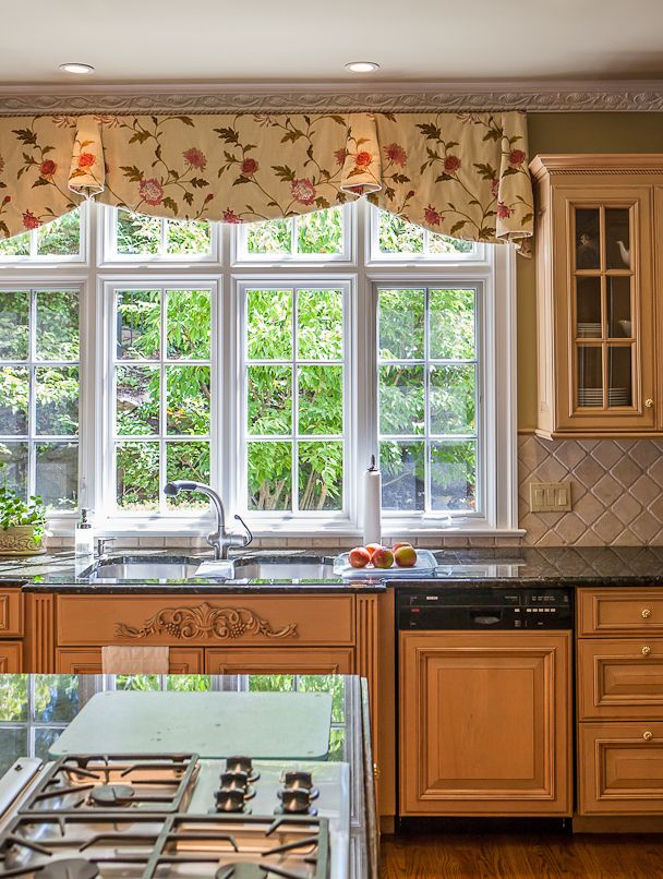 Cozy pretty kitchen valance kitchen valances