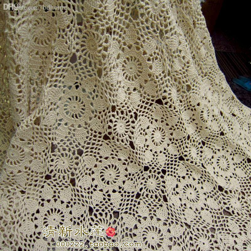 Stunning See larger image crochet lace curtains