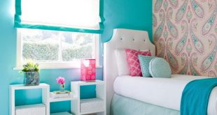 Cute 16 Lovely Colorful Kids Bedrooms That Your Kids Will Adore. Teenage small room ideas for teenage girl