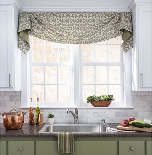 Pinterest window valances perfect kitchen window valances for Kitchen valance ideas pinterest