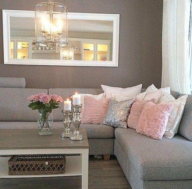 Cute 20 Beautiful Living Room Decorations sitting room decor
