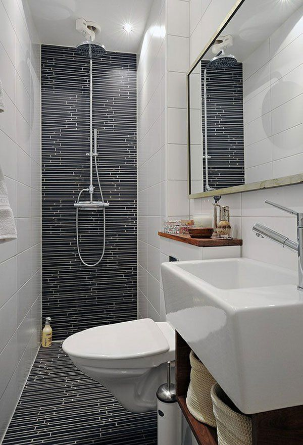 Cute 25+ best ideas about Modern Small Bathrooms on Pinterest | Tiny bathrooms, Small contemporary small bathrooms