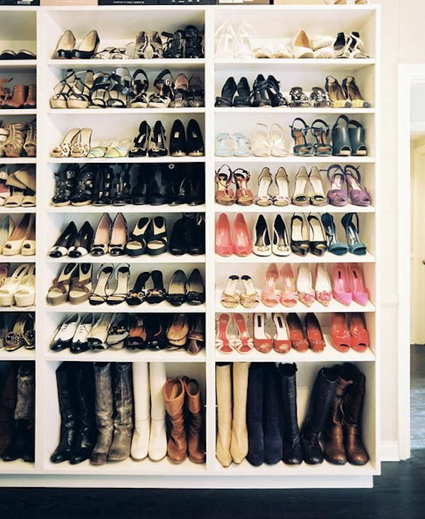 Cute 25 best images about Shoe Storage Solutions on Pinterest! | Storage, Shoe shoe rack for closet