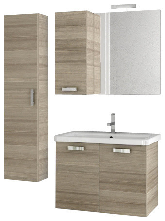 Cute 30 Inch Larch Canapa Bathroom Vanity Set modern-bathroom-vanities-and-sink 30 inch bathroom vanity with sink