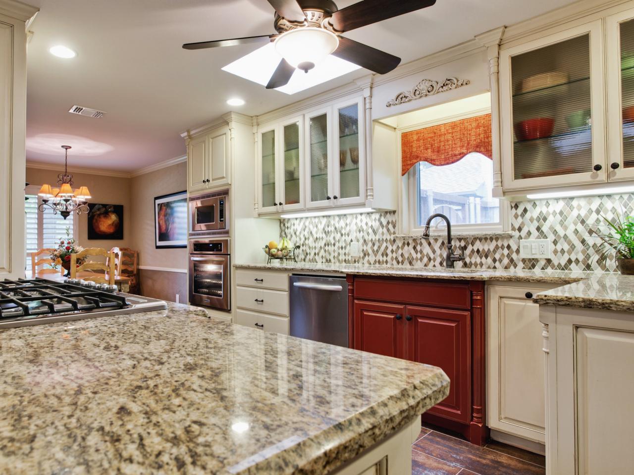 Cute Backsplash Ideas for Granite Countertops kitchen counters and backsplash