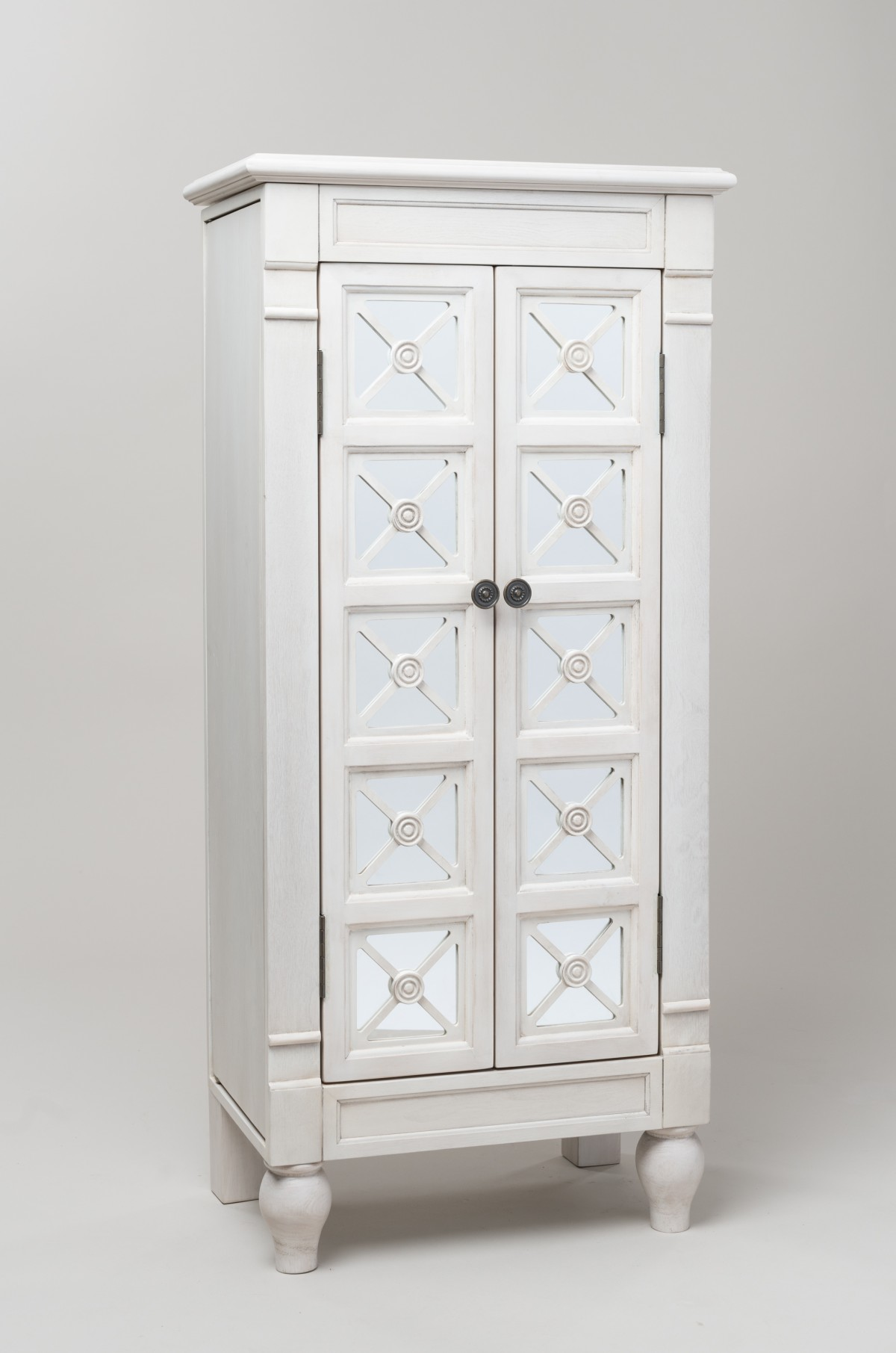 Cute Celine Jewelry Armoire ~ Century White white jewelry armoire