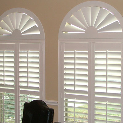 Cute Custom Wood Window Arch | Blinds.com arch window shade