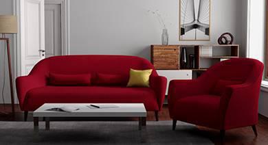 Cute Fabric Sofa Sets sofa set design