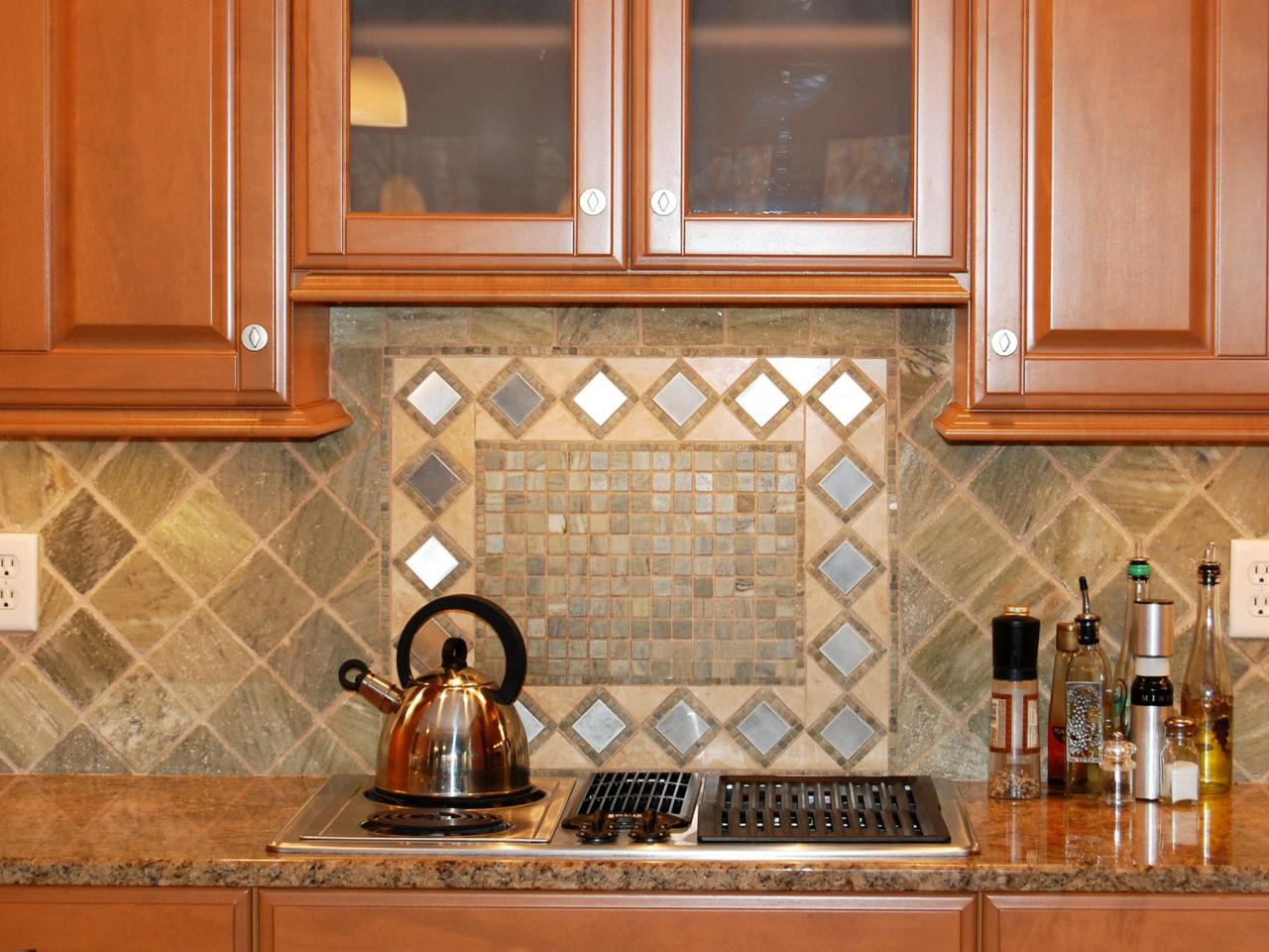 Cute Mosaic Tile Kitchen Backsplash kitchen tile backsplash