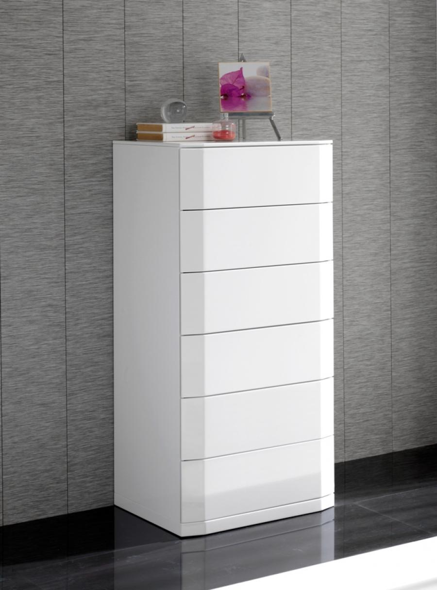 Tall chest of drawers effective piece of home - Contemporary bedroom chest of drawers ...