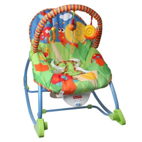 Cute Toys Baby Rocking Chair (Colour: Blue) baby rocking chair