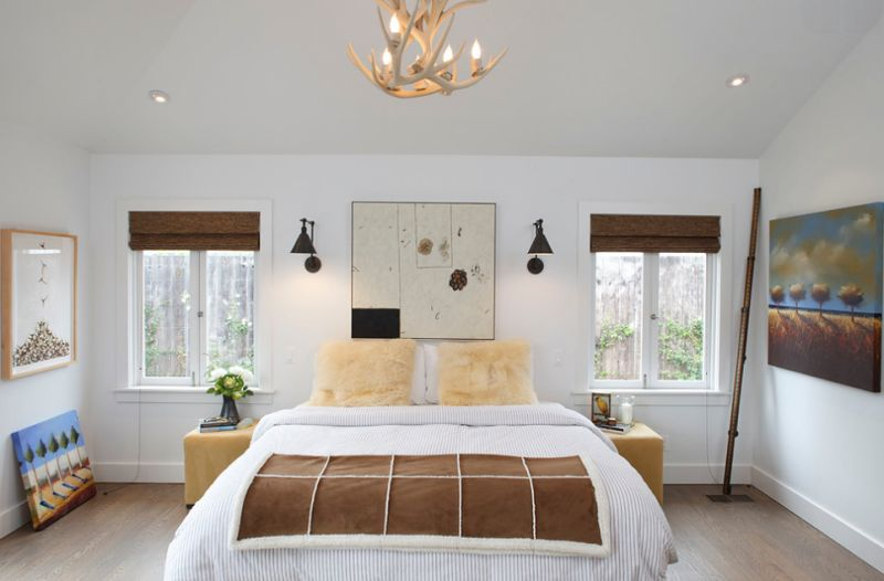 Cute View in gallery Functional sconce lighting for the bedroom bedroom sconce lighting