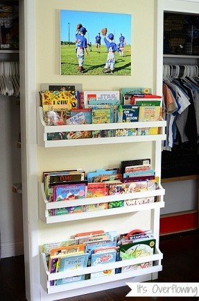 Cute We decided to create our own DIY wall mount bookshelf wall bookshelves for kids