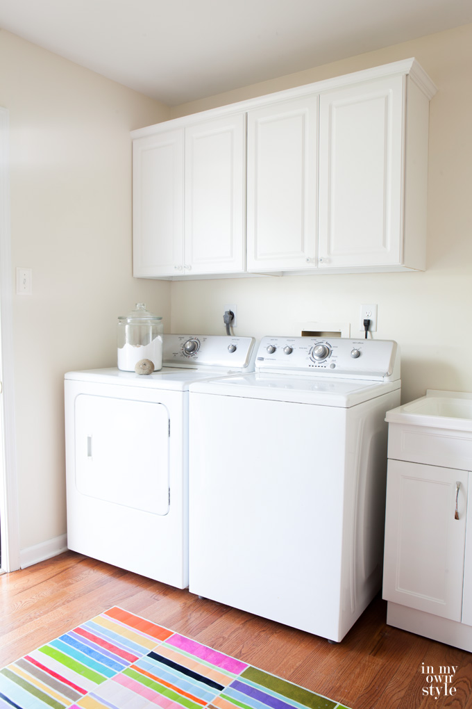 Cute Why didnu0027t I install wall cabinets to my mudroom sooner? It was so laundry room wall cabinets