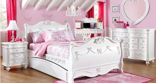Ideas of Disney Princess White 6 Pc Full Sleigh Bedroom disney princess bedroom set