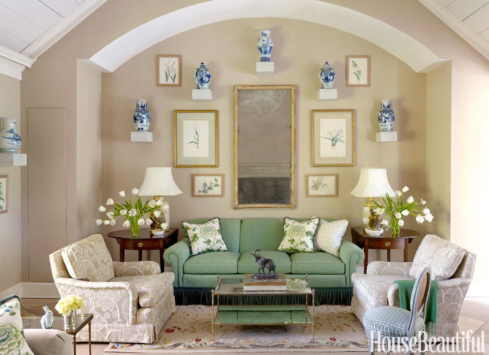 Elegant 145+ Best Living Room Decorating Ideas u0026 Designs - HouseBeautiful.com home decor ideas for living room