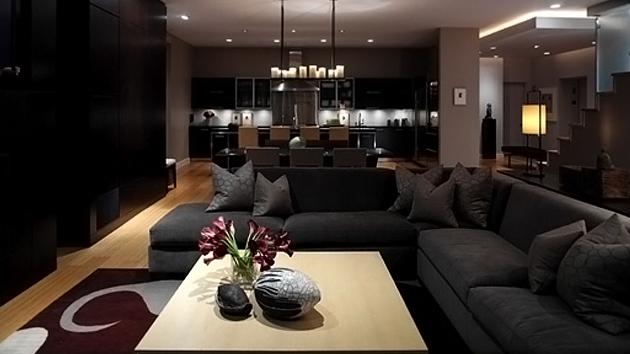 Elegant 16 Elegant Contemporary Living Rooms | Home Design Lover elegant modern living rooms