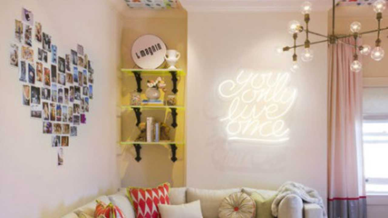 Elegant 19 Cheap Ideas To Decorate Your Bedroom Wall | Hexjam Good Ideas For  Decorating Your