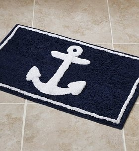 Elegant 25+ best ideas about Anchor Bathroom on Pinterest | Nautical bathroom decor, anchor bathroom accessories