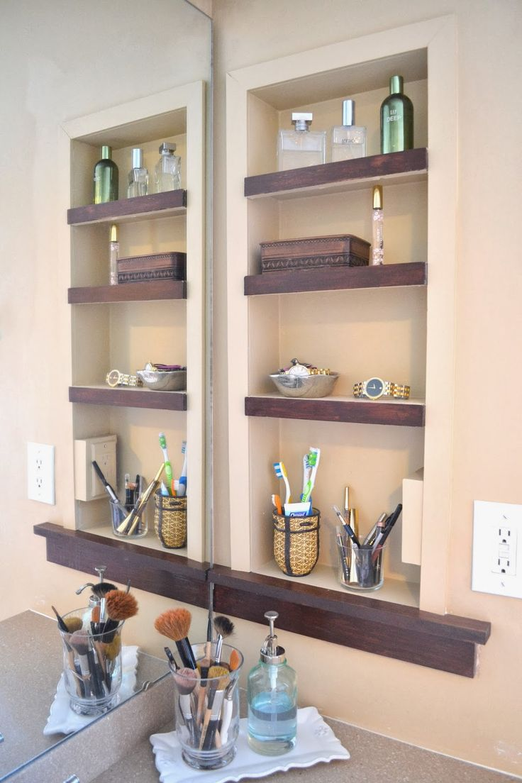 Elegant 25+ Best Ideas About Bathroom Wall Storage On Pinterest | Towel  Storage, Bathroom