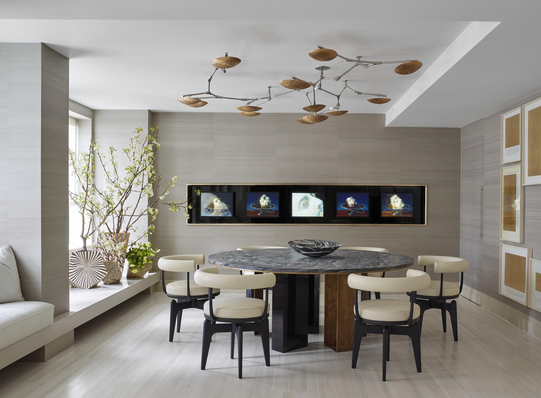 Elegant 25 Modern Dining Room Decorating Ideas - Contemporary Dining Room Furniture dining room decoration ideas