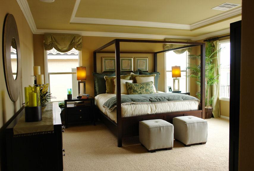 Elegant 70+ Bedroom Decorating Ideas - How to Design a Master Bedroom master bedroom interior design ideas
