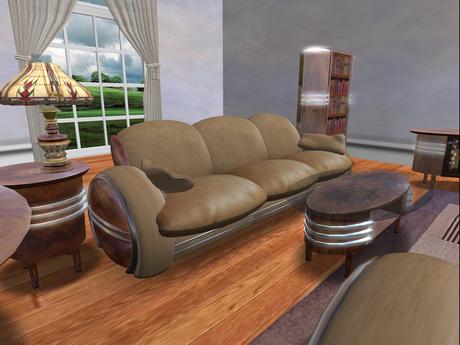 Sizzling Art Deco Furniture - darbylanefurniture.com